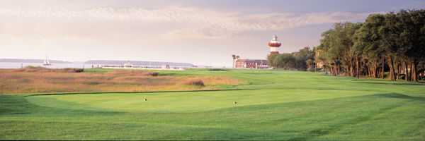 Harbour Town 18th by Drickey THUMBNAIL